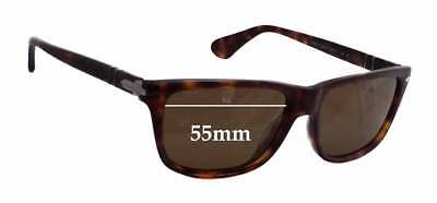 c605f22d84 SFX REPLACEMENT SUNGLASS Lenses fits Moncler MC551S - 55mm Wide ...