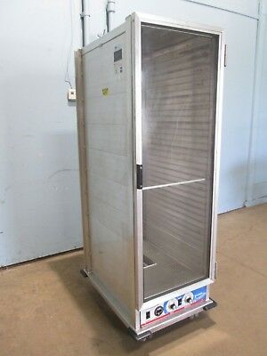 """""""nu-Vu"""" H.d. Commercial Digital (Nsf) Heated Humidified Proofer Oven/hot Cabinet"""