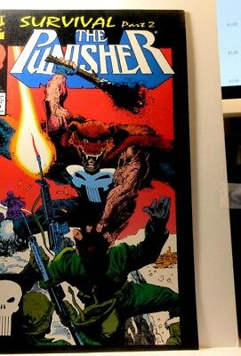 The Punisher #78 Survival Part 2 May 1993