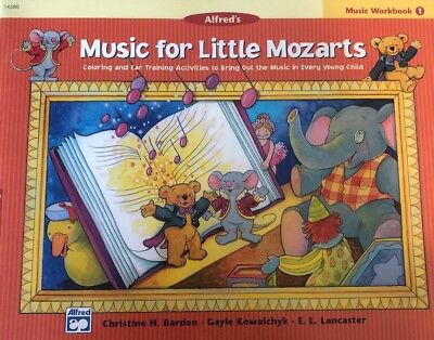 Alfreds Music For Little Mozarts Piano Book
