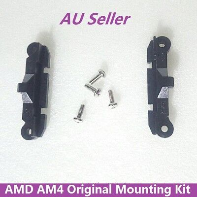 AMD AM4 Original Mounting Kit two Plastic Head with 4x Screws