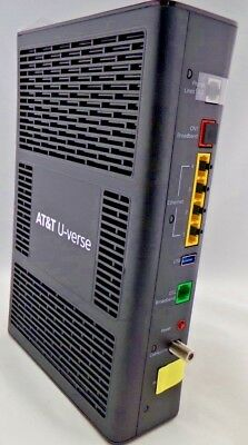 AT&T U-VERSE PACE 5268AC Gateway Internet Wireless Modem Router - Free  Shipping!