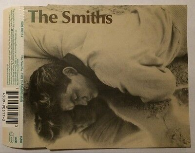 THE SMITHS This Charming Man CD EP 1992 Germany/UK 4trks wea 4509-90317-2