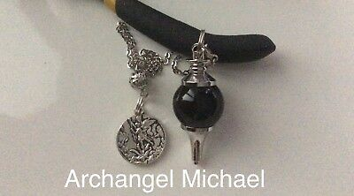 Code 299 assorted infused pendulum Your choice of 1 Piece, Archangel Michael