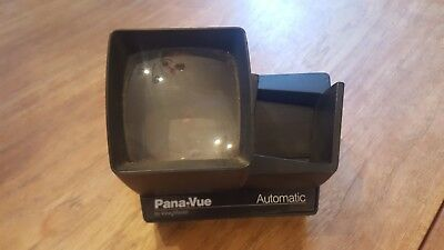 Vintage Pana-Vue By View Master Automatic Slide Viewer / Untested