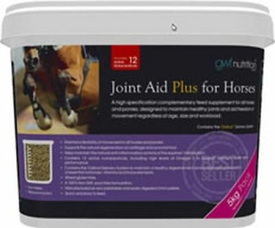 Gwf Joint Aid Plus For Horses - 5 Kg - Gwf0030