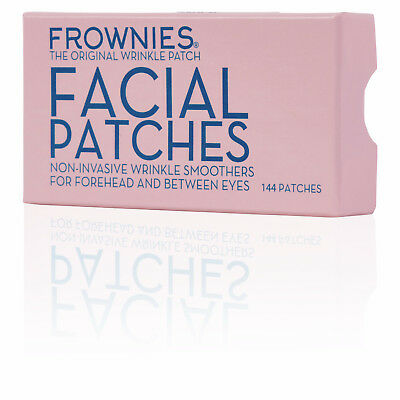 4 x Frownies for Forehead & Between Eyebrows 144 patches