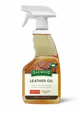 Oakwood Leather Oil Spray  - 500 Ml - Oak0035