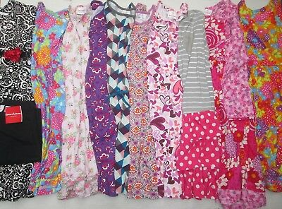 ❤ HANNA ANDERSSON girl dress legging 140 150 160 cotton floral 10 12 14 FREESHIP