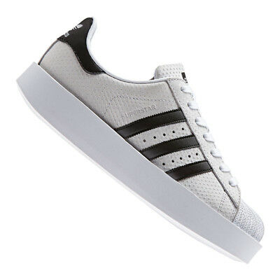 timeless design 1b2bd 60902 Adidas Originals Superstar Bold Donna Bianco