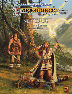 AD&D Dragonlance * NEW TALES * DLT1 =  NEU = TSR-Originalausgabe
