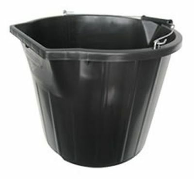 Robust Builders Strong Mixing Bucket 35 litre Tub Plastering Tools NP-MB35 x5