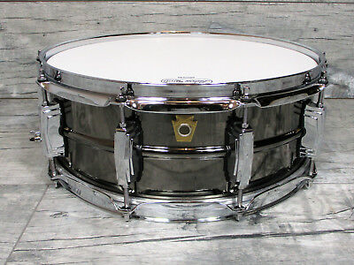 """Ludwig LB-416  Black Beauty 14"""" x 5""""  USA Snare Snaredrum    *TOPZUSTAND*"""