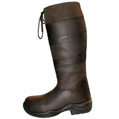 Mark Todd Country Boots Mark Ii Child Brown Std - Size 35 - Tod139221