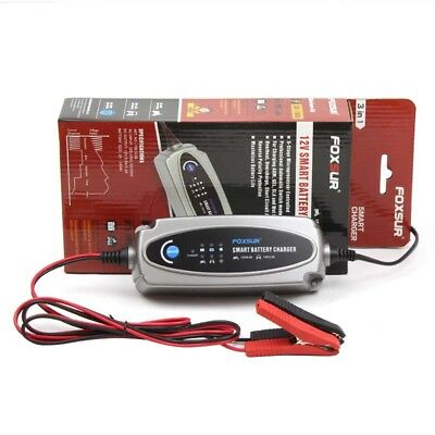 Motorcycle Multi MXS 5.0 12V Automobile Battery Lead Acid Battery Charger EU PO1
