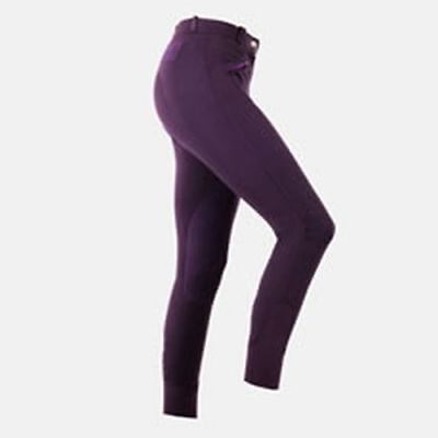 "Mark Todd Breeches Gisborne Ladies Plum - 26"" - Tod802805"