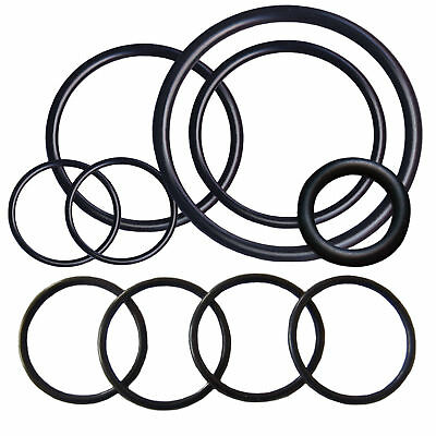 O Ring Nitrile Metric 40mm Inside Dia x 2mm Section