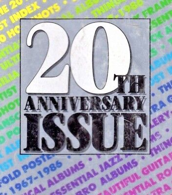 Guitar Player: 1987, 20th Anniversary Issue, Zappa & Son,   A7