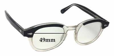 42760d8b84 SFx Replacement Sunglass Lenses fits Moscot   Originals Lemtosh - 49mm wide