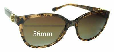cdc1d93f40 SFx Replacement Sunglass Lenses fits Dolce  amp  Gabbana DG4162P - 56mm wide