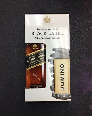Collectible Johnnie Walker Black Label Domino