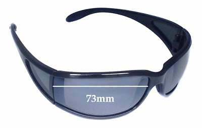 5a3b3c9034 SFx Replacement Sunglass Lenses fits Maui Jim Offshore MJ444 - 73mm Wide