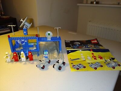 Lego 926 Space Vintage 100 Complete With Instructions Command