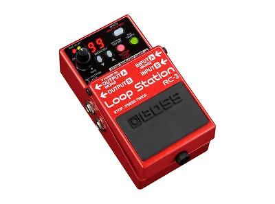 Boss RC-3 Loop Station Pedal EFFECTS - NEW - PERFECT CIRCUIT