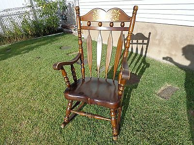 Super Vintage Virginia House Rocking Chair Bergenfield Nj Gmtry Best Dining Table And Chair Ideas Images Gmtryco