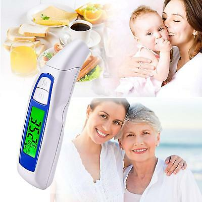 Professional  Baby Adult Ear and Forehead Dual Mode Digital Medical Thermometer