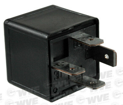 Engine Cooling Fan Resistor WVE BY NTK 6R1037