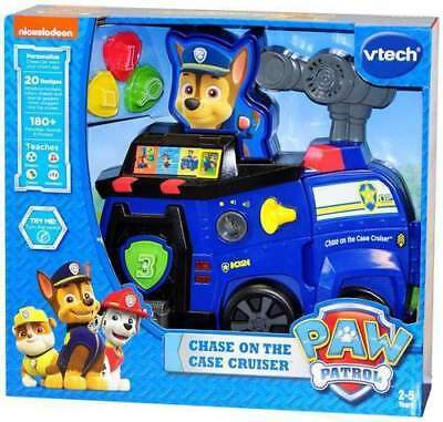 Paw Patrol The Case Cruiser  Education Talking Chase Toy Learning Song Music