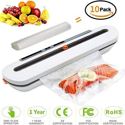 AU Automatic Vacuum Sealing Sealer System Packing Machine Household Food Storage