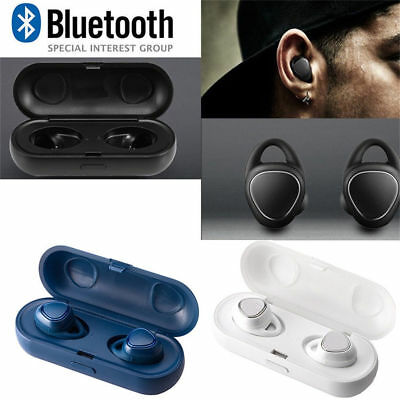 For Samsung Gear IconX iPhone SM-R150 In-Ear Wireless Fitness Earbuds Headphones
