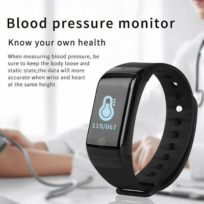 SMARTWATCH CARDIOFREQUENZIMETRO Oxygen FITNESS TRACKER SPORT BAND ANDROID iOS