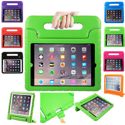 For iPad 2 3 4 Kids Shockproof EVA Case Cover Lightweight Foam Protective Shell