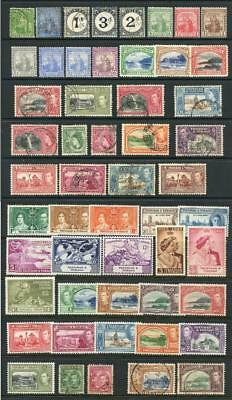 Trinidad & Tobago Mixed Mint & Used Stamp Lot