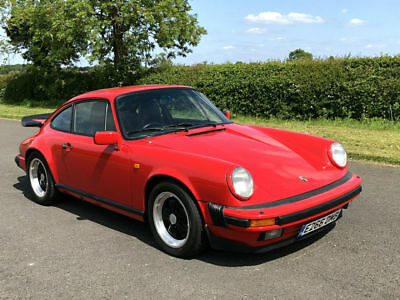 1987 Porsche 911 3.2 Carerra. Stunning Car with Photographic Body Restoration.
