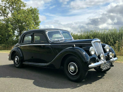1950 Riley RME 1.5 Saloon. Stunning Car In Un-restored Condition