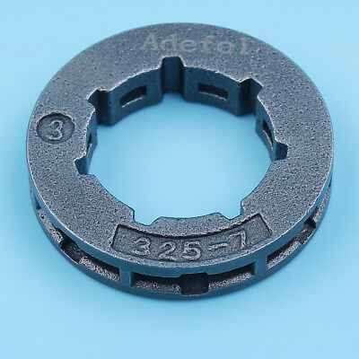 ".325"" 7T 19mm Sprocket Rim for Stihl 028 029 034 036 039 MS290 MS310 MS360 MS390"