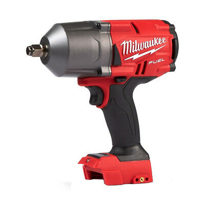"Milwaukee 18V Fuel Cordless Brushless 1/2"" High Torque Impact Wrench-M18FHIWF12"