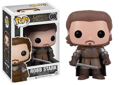 Funko Game of Thrones Pop! Vinyl - Robb Stark #08 - BRAND NEW GRAIL SUPER RARE