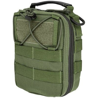 Maxpedition Fr-1 Pouch Tactical Utility Medical Organising Pouch - Green