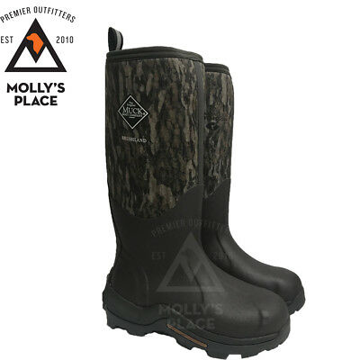 5f29dac9a0a9f Muck WET-MOB2, Men's Brushland Cold Conditions Hunting Boot Mossy Oak  Bottomland