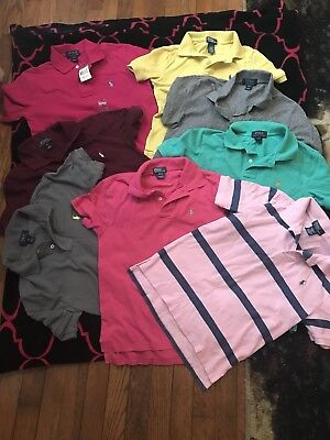 Kids mixed Polo Shirts (girls and boys )