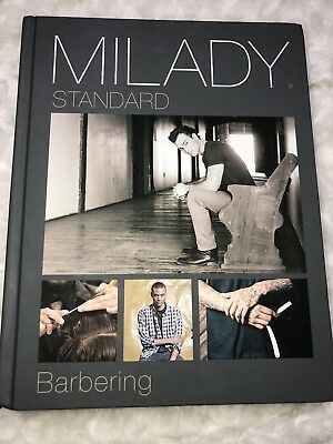 Milady standard barbering by milady english hardcover book free milady standard barbering mindtap course list by milady fandeluxe Image collections