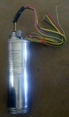 """New Franklin Electric 4"""" Submersible Motor / Pump 2145079004 3/4 HP 230v 1 PH"""