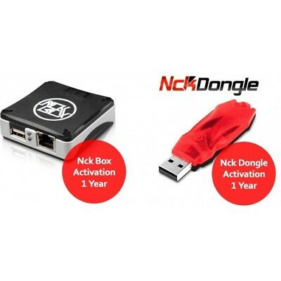 Nck Dongle / Box 1 Year Activation { Official Reseller } Fast Fast  Activation
