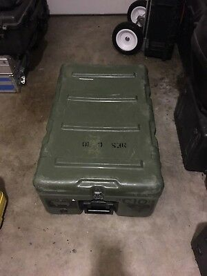 HARDIGG 32x20x12 Wheeled Medical Supply Chest #3 Pressure Release Hard Case