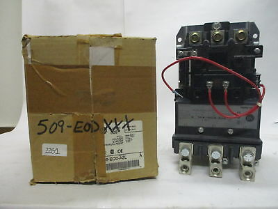 Allen-Bradley 509-EOD-A2L Full Voltage Starter w/ Manual Reset